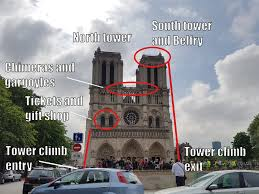 climbing the notre dame cathedral towers the hubby house notre dame tower tour