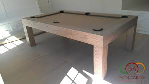 Dining Room Pool Table by Bellagio Pool Table Contemporary Pool Tables Modern Pool