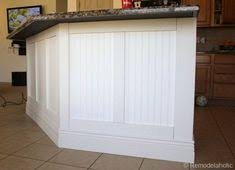 wainscoting kitchen island kitchen island wainscoting idea bathroom renovations