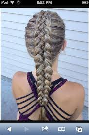plait at back of head hairstyle how to make a dutch braid with pictures wikihow