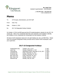 designated holidays 12 month employees employee intranet