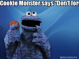 Cookie Monster Meme - meme creator cookiemonster jpg meme generator at memecreator org