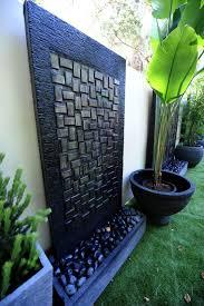 Backyard Feature Wall Ideas Backyard Feature Wall Ideas Outdoor Goods