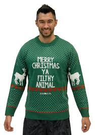 home alone sweater home alone green merry ya filthy x sweater