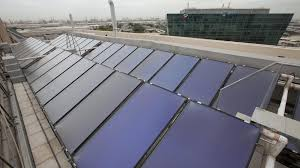 dubai carbon taps innogy for rooftop solar system design the
