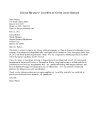 sample research assistant cover letter research assistant cover