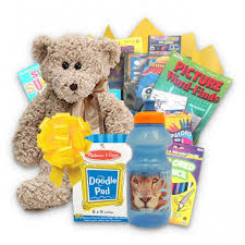 kids gift baskets big hugs kids gift basket all about gifts baskets