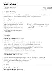 resume format it professional 99 free professional resume formats designs livecareer