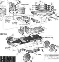 Free Wood Toy Plans Patterns by Farm Truck Toys Pinterest Farm Trucks Toy And Wooden Toys