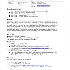 Enterprise Architect Resume Sample by Download Scrum Master Resume Haadyaooverbayresort Com
