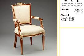 Esszimmer Armlehnstuhl Esszimmer Stuhl Kombinationen Favola Stilmöbel Belle èpoque
