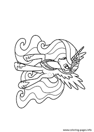 my little pony coloring pages cadence princess pony coloring pages page image clipart images grig3 org