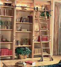 specialty ladder library ladders