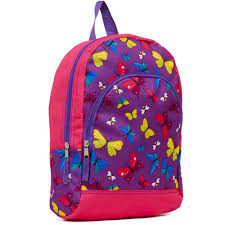 kids butterfly backpack walmart com