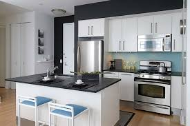Wall Hung Kitchen Cabinets Kitchen Room Nice L Shape Grey Color Kitchen Cabinets Kitchen