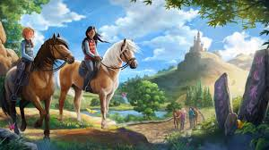 a horse game online full of adventures star stable