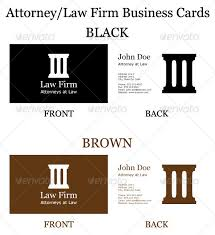 Business Cards Attorney Attorney Law Firm Business Cards By Jacorre Graphicriver
