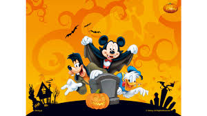halloween background for tablet mickey mouse halloween 4k wallpaper free 4k wallpaper