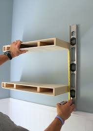 How To Make Floating Shelves by Diy Shelves Help You Organize Your Home Better Furniture And
