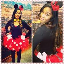 Mickey Mouse Halloween Costume Teenager Cute Diy Minnie Mouse Costume Classroom Holidays