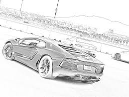 lamborghini front drawing test driven lamborghini aventador lp700 4 8 5 10 mind over motor