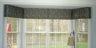 home accessories awesome pattern cornice valance with blinds and