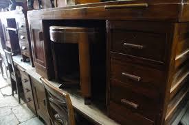 Partner Desk For Sale Bombayjules Desk Hunting At Oshiwara Antiques Market