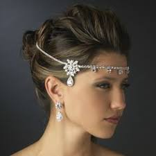 bijoux tete mariage headband mariage organdi lacets de fleurs headband tiare diademe