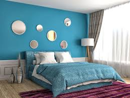 avoid the moody blues by selecting the right paint colors