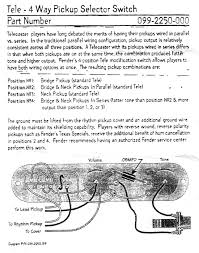 tele wiring diagram 2 humbuckers push pulls telecaster build