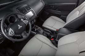 asx mitsubishi 2017 interior review 2013 mitsubishi outlander sport le wired