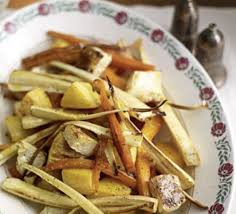 Winter Root Vegetables List - roasted root vegetables recipe bbc good food