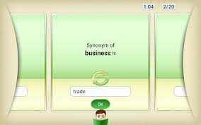 improve english with synonyms android apps on google play