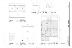 file floor plans of barn shed pump house shed garage and main