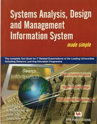 systems analysis design and management information system made