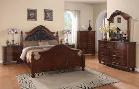g8000 bedroom in cherry by glory furniture w options