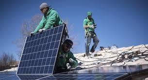 solar power albuquerque s solar power grab politico magazine