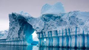 imagenes de la antartida qué existe bajo el hielo de la antártida