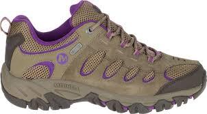 womens hiking boots australia cheap merrell s ridgepass mid waterproof hiking boots s