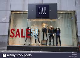 window display gap store in stock photos window display gap