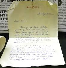 lily j potter u0027s letter to sirius black harry potter wiki