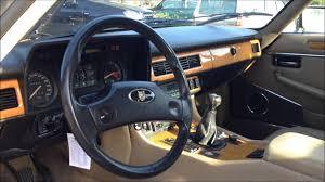 209 12 jaguar xj s 3 6 coupe man 1989 youtube