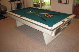 Pool Table Disassembly by Identify This 8ft Brunswick Please