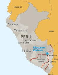 peru predicted to be south america s major uranium producer