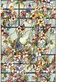 mini stained glass ls stained glass window film decorative and privacy with regard to
