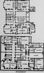 Gilded Age Mansions Floor Plans 1140 Best Architectural Floor Plans Images On Pinterest House