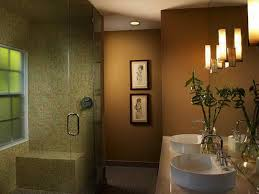 earth tone bathroom designs best paint color for small bathroom glass options are stylish