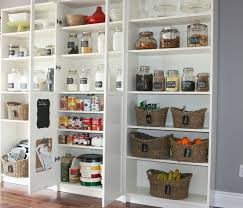 kitchen pantry storage cabinet ideas 5 ingenious budget pantries created with ikea storage basics