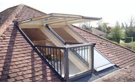 Roof Window Blinds Cheapest Add Real Value To Your Property With A Balcony Roof Window Bet