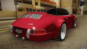 rwb porsche 2017 porsche 911 rwb speedster 1984 for gta san andreas